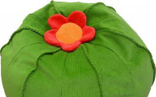 0155121 K+ñthe Kruse Sitzsack Kaktus - UVP 40Ôé¼