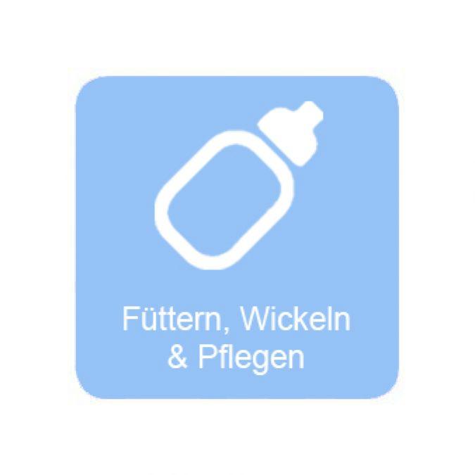Icon-füttern wickeln pflegen