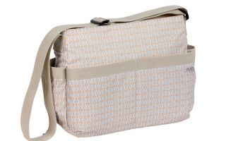 Marv by Lässig_Shoulder Bag_Mesh Beige