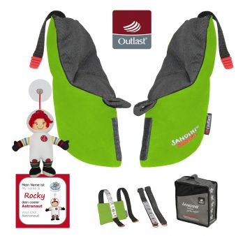 SANDINI SleepFix S Outlast_GREEN_fullset_open