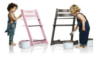 Tripp Trapp 1271823 Soft Pink and Hazy Grey