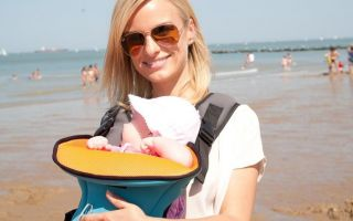 Baby Carrier Water