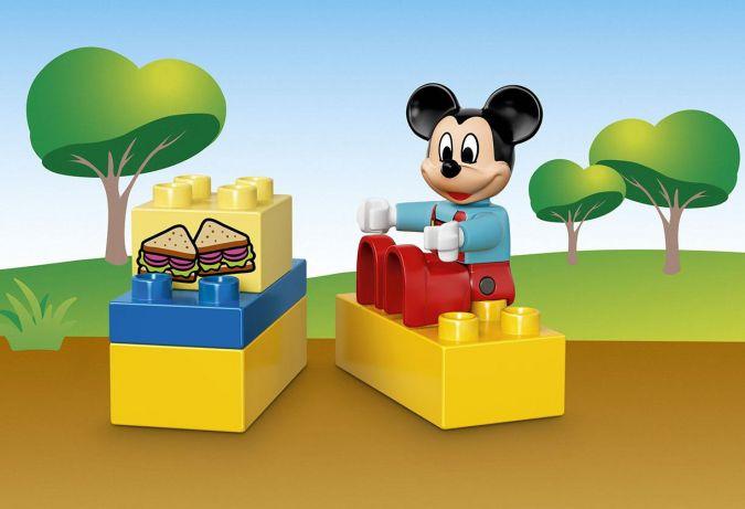 Lego Duplo_Mickys Werkstatt