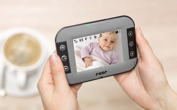 Reer: Babys Sicherheit im Blick