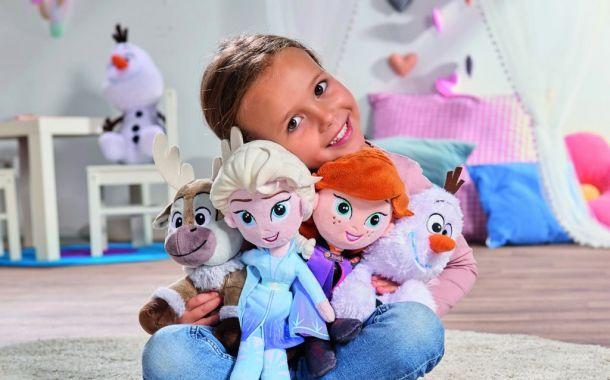 Eisige Produkte zu Elsa, Anna und Co.