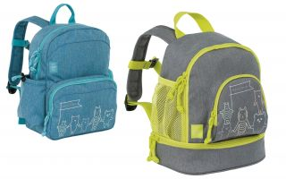 L+ñssig 2backpacks