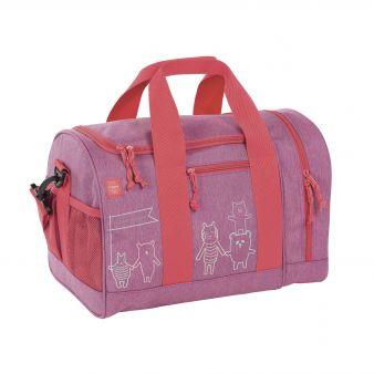 L+ñssig Mini sportsbag About friends melange pink