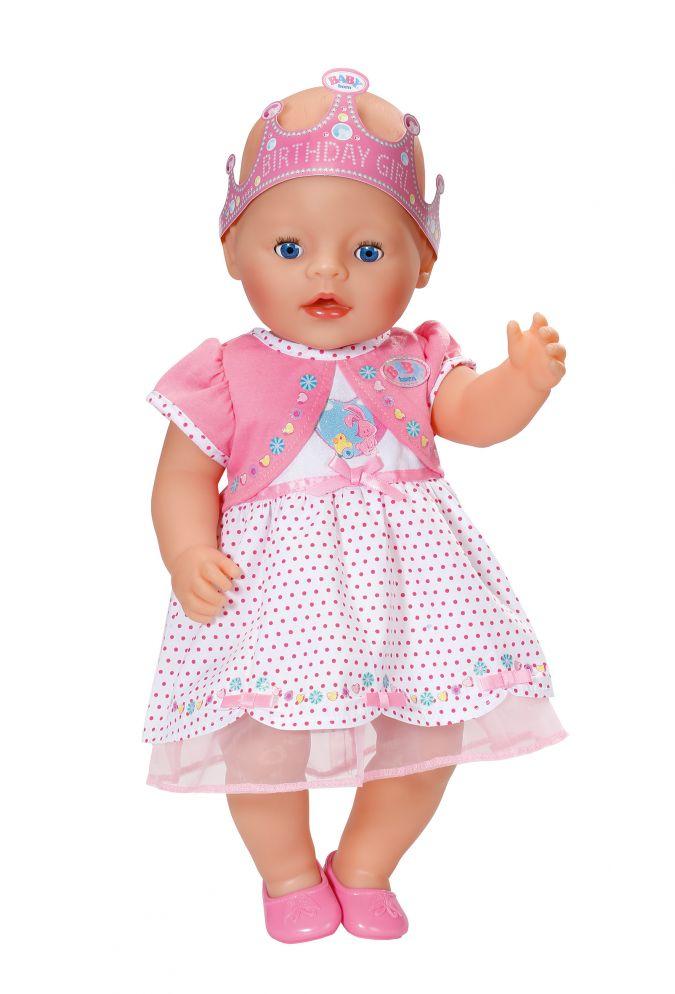 Baby Born Puppe